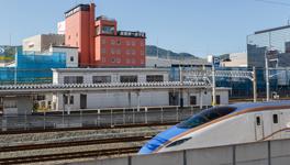 長野駅善光寺口から徒歩5分